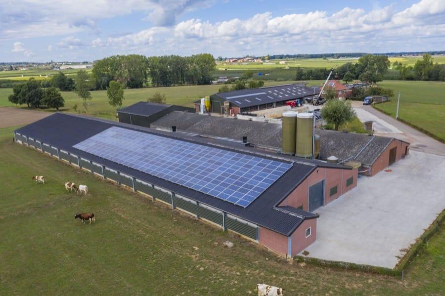 foto zonnepanelen op dak