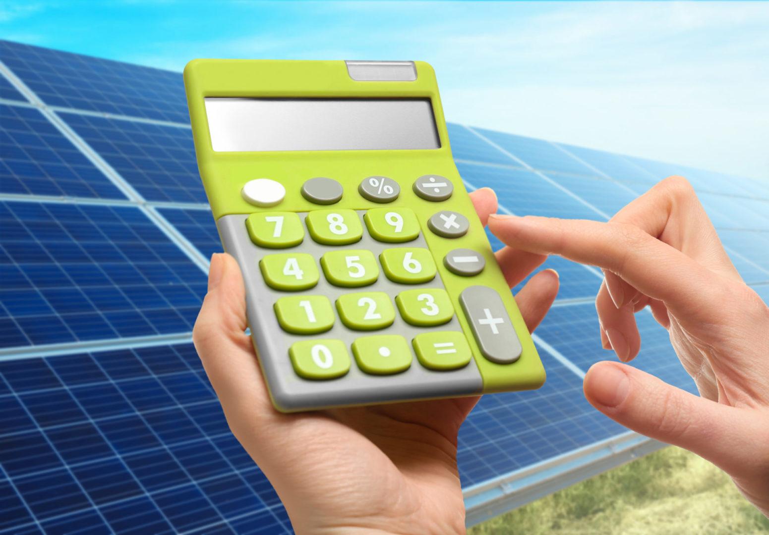 besparen op energierekening met zonnepanelen